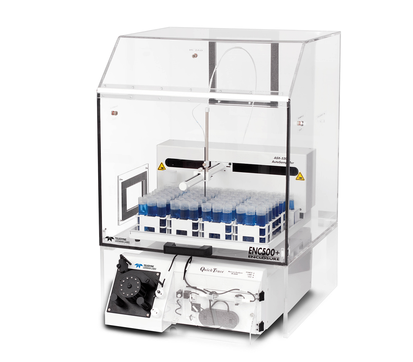 Analizator rtęci QuickTrace® M-8000