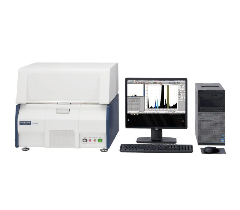 Spektrometr XRF EA 1200VX