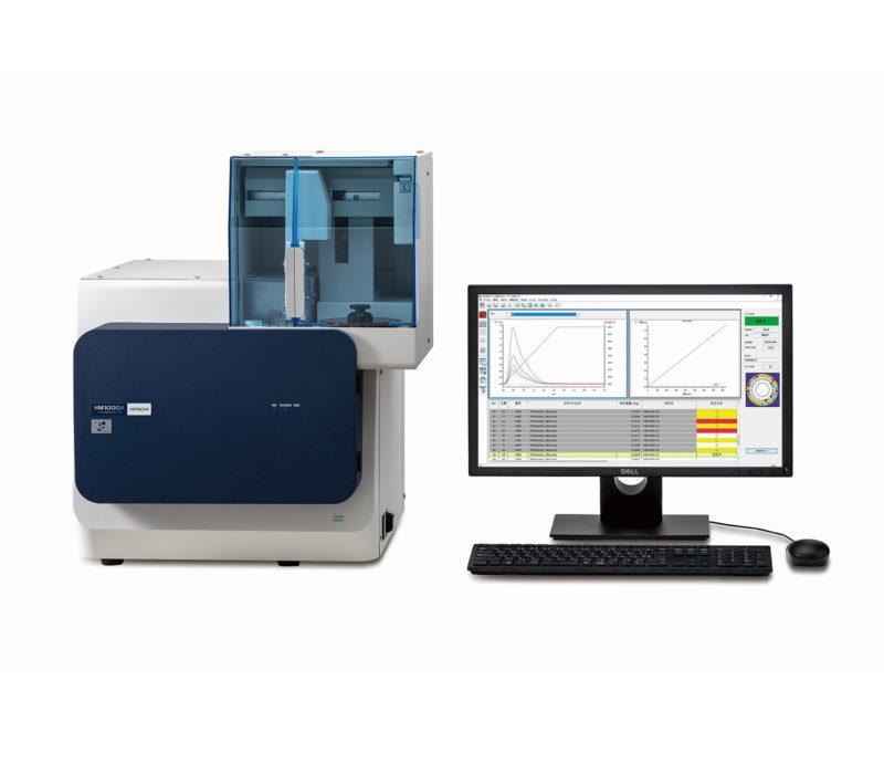 Spektrometr mas z desorpcją termiczną HM1000